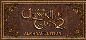 [Cover] The Book of Unwritten Tales 2 - Almanac Edition