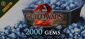 [Cover] Guild Wars 2 - 2000 Gems