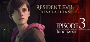 [Cover] Resident Evil Revelations 2: Episodio 3 - Judgment