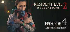 [Cover] Resident Evil Revelations 2: Episodio 4 - Metamorphosis