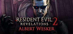 [Cover] Resident Evil Revelations 2: Raid Mode Character: Albert Wesker
