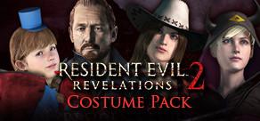 [Cover] Resident Evil Revelations 2: Costume Pack