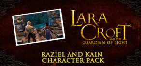[Cover] Lara Croft GoL: Raziel and Kain Character Pack