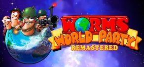 [Cover] Worms World Party Remastered