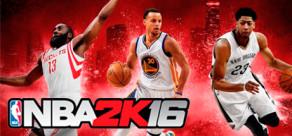 [Cover] NBA 2K16