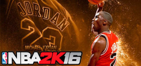 [Cover] NBA 2K16 - Michael Jordan Special Edition