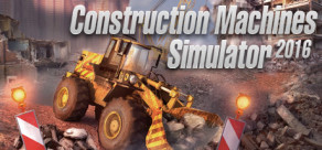 [Cover] Construction Machines Simulator 2016