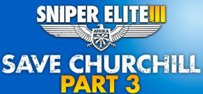 [Cover] Sniper Elite III - Save Churchill Part 3: Confrontation