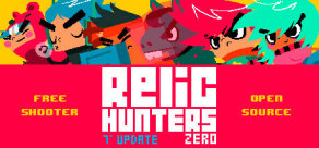 [Cover] Relic Hunters Zero