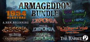 [Cover] The Daedalic Armageddon Bundle