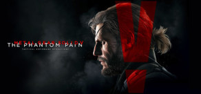 [Cover] Metal Gear Solid V: The Phantom Pain