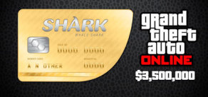 [Cover] GTA Online: Whale Shark Cash Card