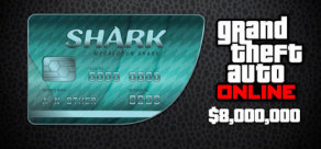 [Cover] GTA Online: Megalodon Shark Cash Card