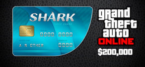 [Cover] GTA Online: Tiger Shark Cash Card