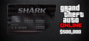 [Cover] GTA Online: Bull Shark Cash Card