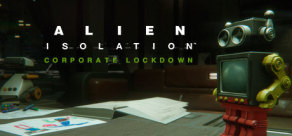 [Cover] Alien: Isolation - Corporate Lockdown