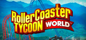 [Cover] RollerCoaster Tycoon World