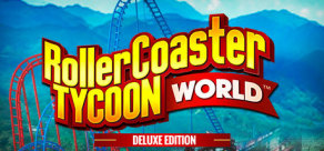 [Cover] RollerCoaster Tycoon World - Deluxe Edition