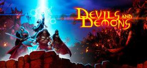 [Cover] Devils & Demons