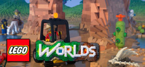 [Cover] LEGO Worlds