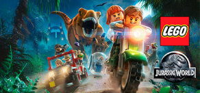 [Cover] LEGO Jurassic World