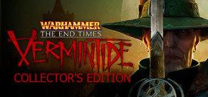 [Cover] Warhammer: End Times - Vermintide - Edição de Colecionador