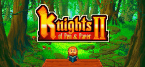 [Cover] Knights of Pen and Paper 2