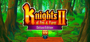 [Cover] Knights of Pen & Paper 2 Deluxe Edition