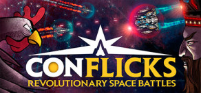 [Cover] Conflicks - Revolutionary Space Battles