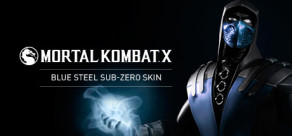 [Cover] Mortal Kombat X - Blue Steel Sub-Zero