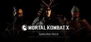 [Cover] Mortal Kombat X - Samurai Pack