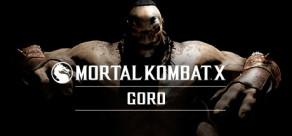 [Cover] Mortal Kombat X - Goro