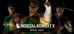 [Cover] Mortal Kombat X - Brazil Pack