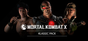 [Cover] Mortal Kombat X - Klassic Pack 1