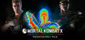 [Cover] Mortal Kombat X - Predator/Prey Pack