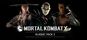 [Cover] Mortal Kombat X - Klassic Pack 2