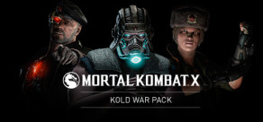 [Cover] Mortal Kombat X - Kold War Pack