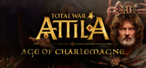 [Cover] Total War: ATTILA – Age of Charlemagne Campaign Pack