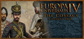 [Cover] Europa Universalis IV: Cossacks Content Pack