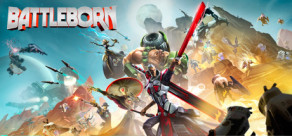 [Cover] Battleborn