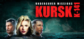 [Cover] Undercover Missions: Operation Kursk K-141