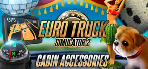 [Cover] Euro Truck Simulator 2 - Cabin Accessories
