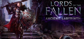 [Cover] Lords of the Fallen - Ancient Labyrinth