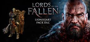 [Cover] Lords of the Fallen - Lion Heart Pack