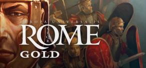 [Cover] Europa Universalis: Rome - Gold Edition