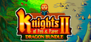 [Cover] Knights of Pen and Paper 2 Dragon Bundle