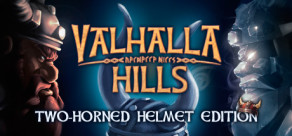 [Cover] Valhalla Hills: Two-Horned Helmet Edition
