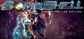 [Cover] Bombshell Digital Deluxe Edition