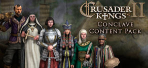 [Cover] Crusader Kings II: Conclave Content Pack