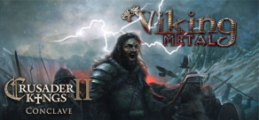 [Cover] Crusader Kings II: Viking Metal